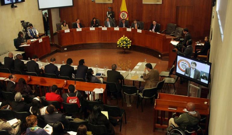 División en la Corte Constitucional por caso de Sergio Urrego: División en la Corte Constitucional por caso de Sergio Urrego