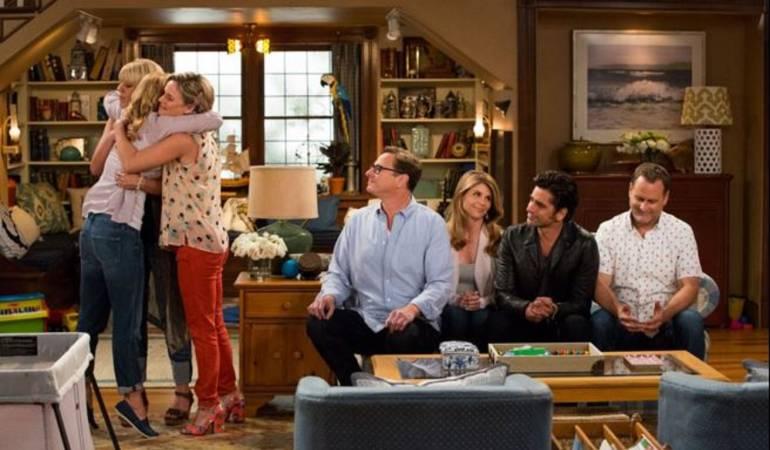 El regreso de Full House, la serie de televisión de los años 90.: Netflix estrenará Fuller House, el regreso de la familia Tanner