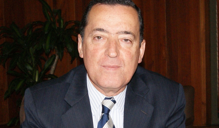 Magistrado Jorge Iván Palacio