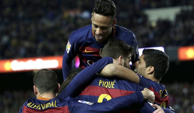 Crónica Barcelona Sevilla: Barcelona derrotó 2-1 a Sevilla y se distancia 12 puntos del Real Madrid