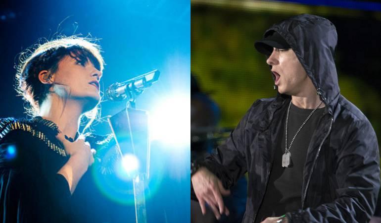 Lollapalooza Chile: Eminem y Florence + The Machine cerrarán las dos noches de Lollapalooza Chile
