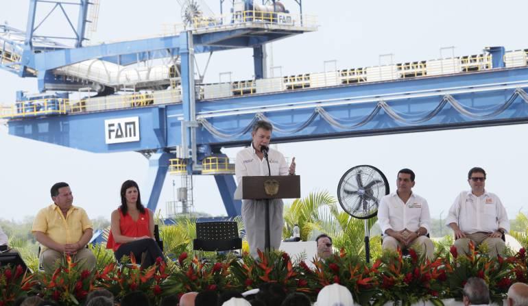 Santos confía en que el PIB colombiano crezca al 6 por ciento anual en posconflicto