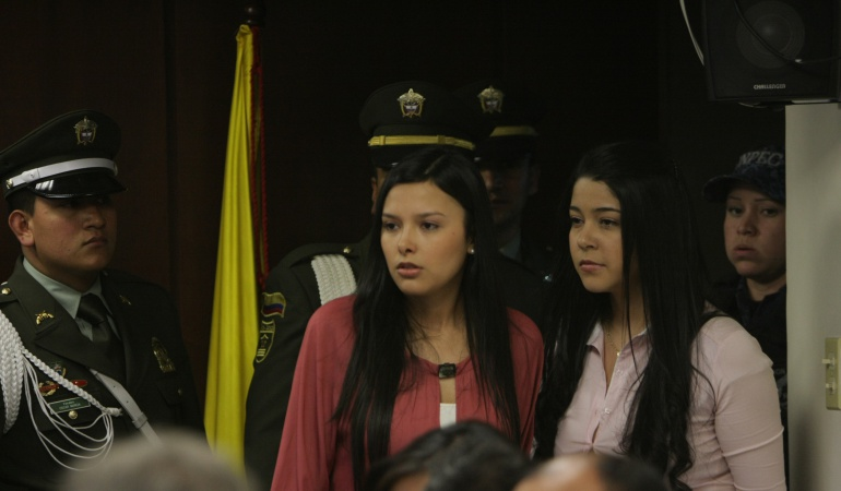Laura Moreno y Jessy Quintero, implicadas en el caso Colmenares