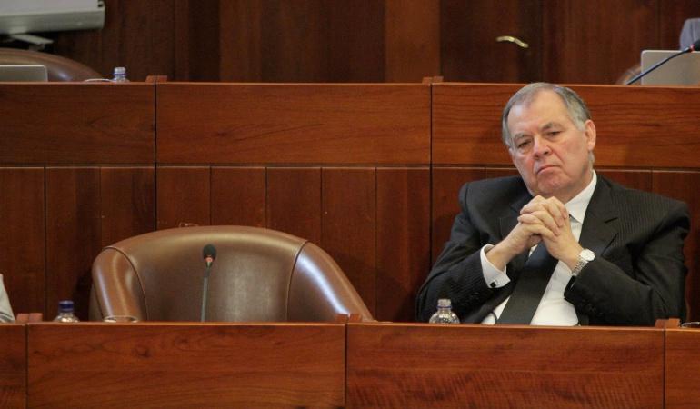 Alejrandro Ordóñez, procurador general de la Nación.