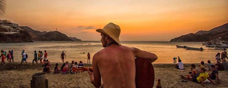 Taganga es Colombia: La puerta natural del Parque Tayrona