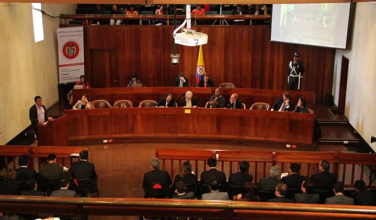 Corte Constitucional tumbó entrega de un inmueble que le pertenecía a alias el Mellizo