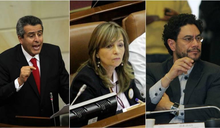 El Uribismo tiene un libreto elaborado para eludir la justicia: Congresistas