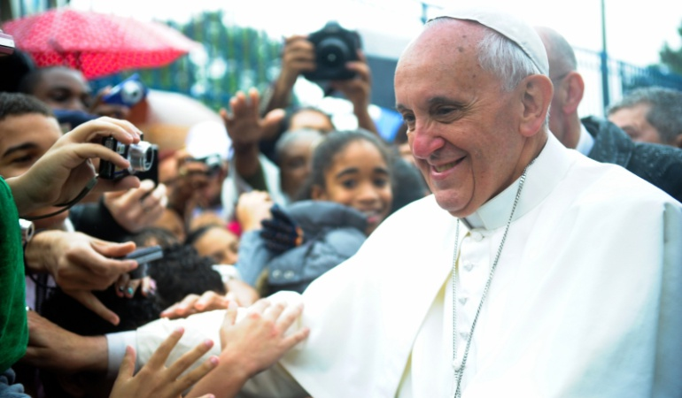 Lanzan aplicación para orar con el papa Francisco: Click To Pray: la aplicación para orar con el papa Francisco