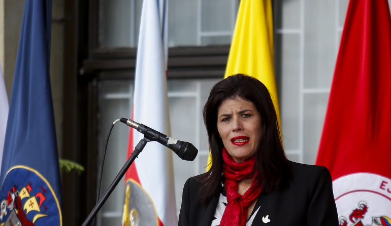 Natalia Abello, ministra de Transporte