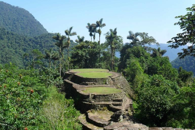 Ciudad Perdida, un lugar mágico y ancestral donde las ruinas de la cultura Tayrona reviven el pasado