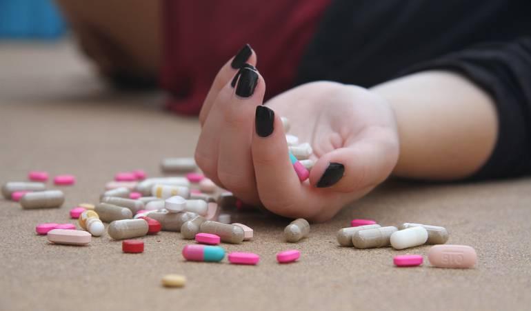 En Colombia se han presentado 545 casos de intentos de suicidio