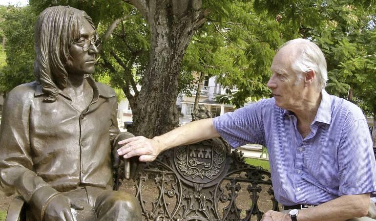 George Martin, muere a los 90 años: George Martin, responsable del éxito de The Beatles