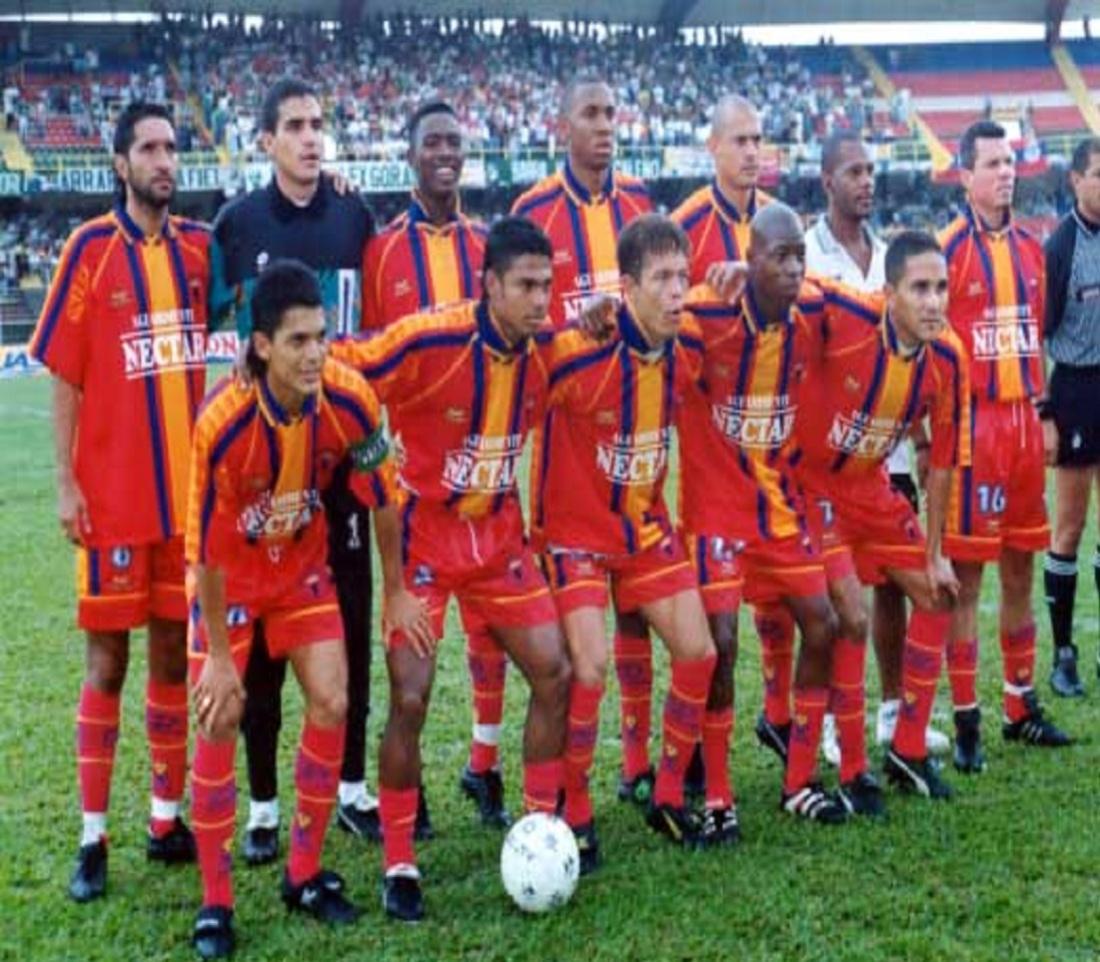 Deportivo Pasto Imagen del día del Pulso del Fútbol: Deportivo Pasto 1999