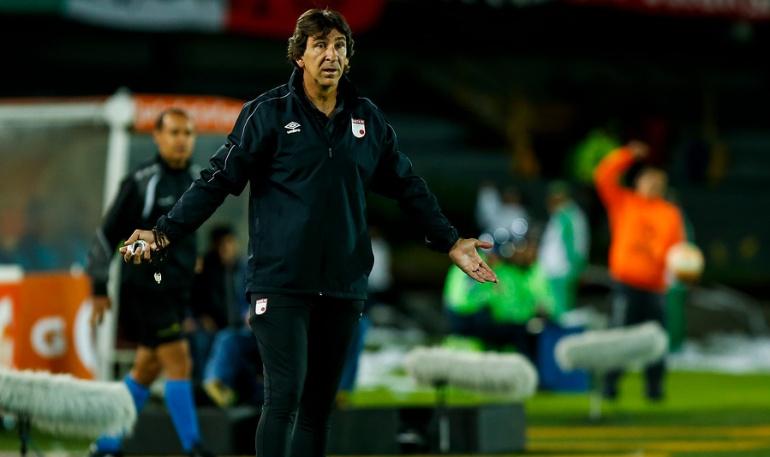 Gustavo Costas, entrenador argentino