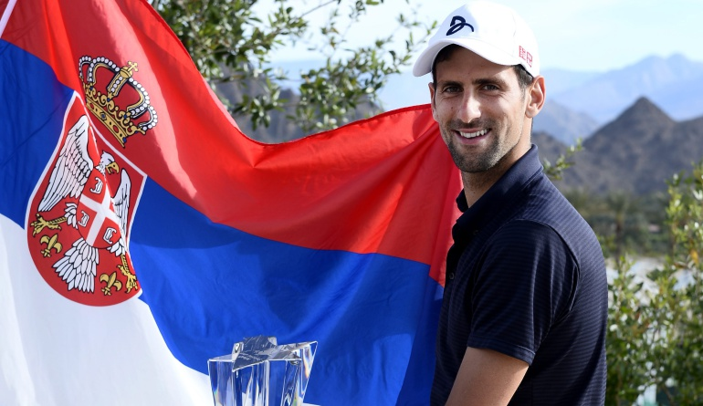 Djokovic Indian Wells: Djokovic tritura a Raonic y se proclama campeón en Indian Wells