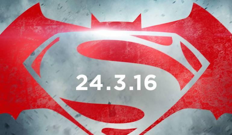 """Batman v Superman"", el duelo definitivo de superhéroes"