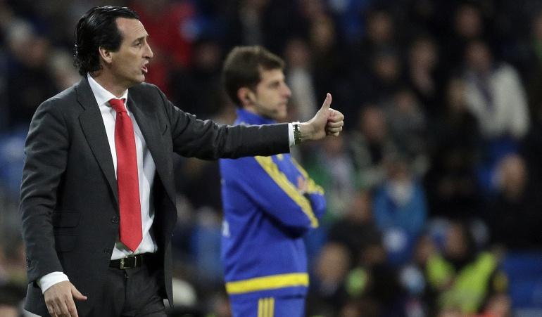 Barcelona es Messi técnico del Sevilla: Barcelona es Messi, pero también mucho trabajo: Unai Emery, DT del Sevilla