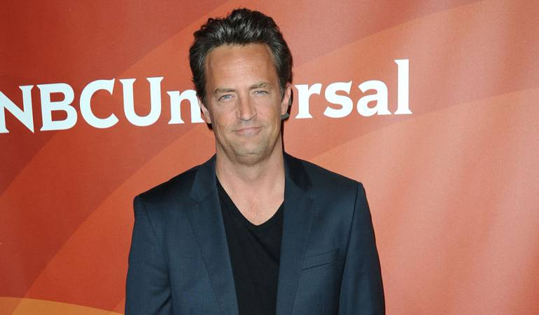 La serie 'Friends' no debería regresar, opina el actor Matthew Perry quien encarnó a Chandler Bling: Matthew Perry no le apostaría a un regreso de 'Friends'