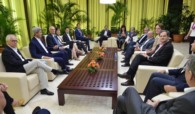 Fecha firma del acuerdo de paz: Gobierno y Farc no están listos para firmar un acuerdo de paz: Kerry