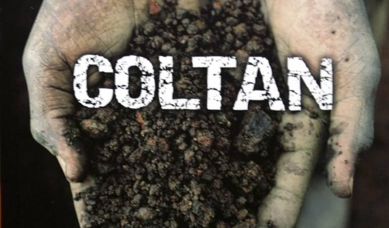 Incautan unas 3,5 toneladas de coltán en operación en el río Guaviare