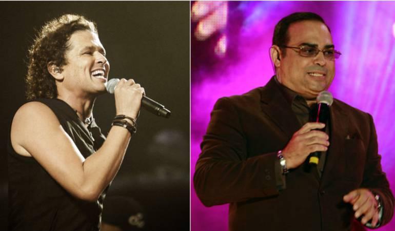 Carlos Vives y Gilberto Santa Rosa cancelan conciertos en Europa: Carlos Vives y Gilberto Santa Rosa cancelan varios conciertos en Europa
