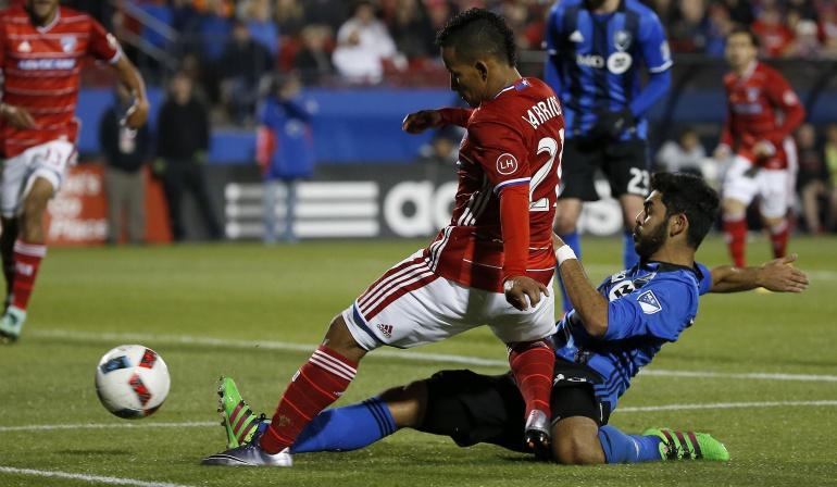 Michael Barrios gol MLS: Michael Barrios tuvo una destacada actuación en la cuarta jornada de la MLS