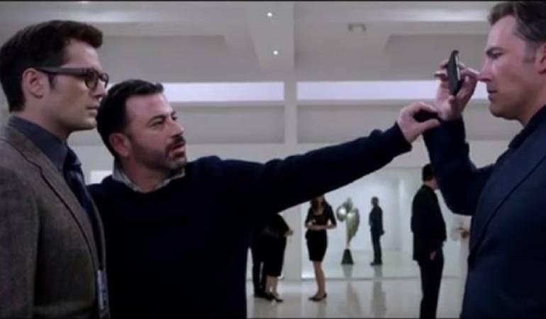 Batman vs Superman: Comediante protagoniza una de las escenas de Batman vs Superman
