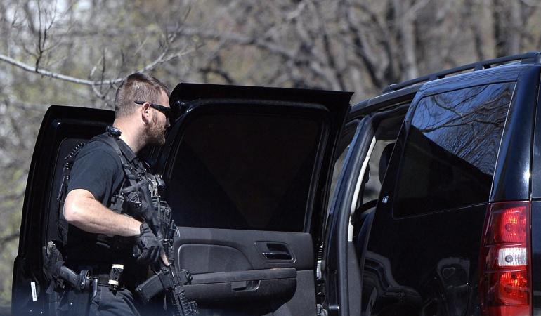 EE.UU Tiroteo: Detienen a autor de tiroteo cerca a Capitolio de EEUU, que dejó agente herido