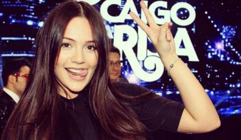 Lina Tejeiro: cambios de su personalidad tras su paso por 'Me caigo de la risa': Lina Tejeiro tuvo que aprender a dejar de ser de impaciente