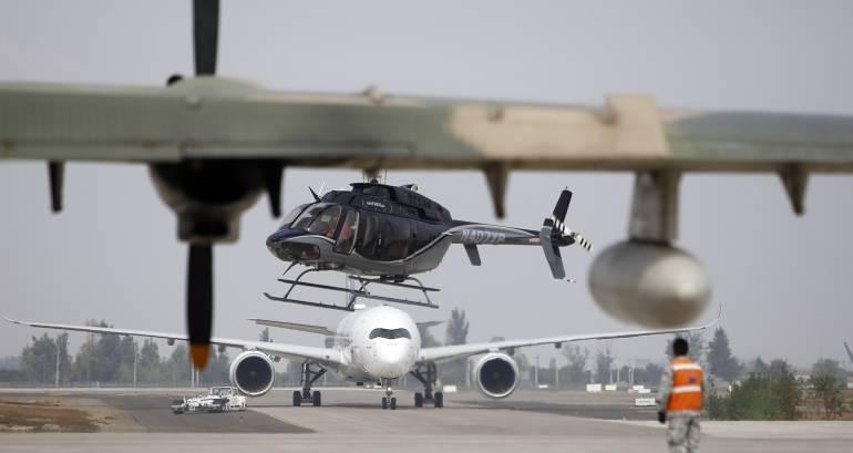 Secuestrado un avión egipcio en un vuelo entre Cairo y Alejandría