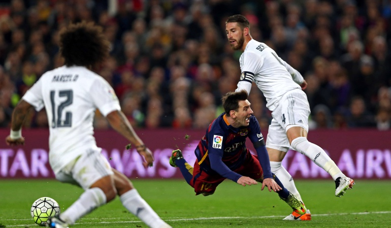 Hay muchos puntos en juego; puede pasar de todo: Sergio Ramos