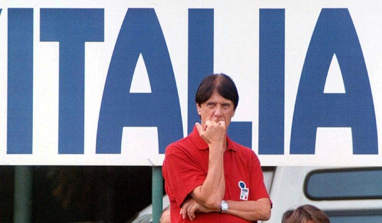 Cesare Maldini, exjugador del Milan y seleccionador de Italia y de Paraguay