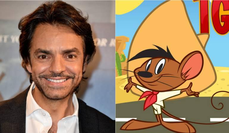 Película de Speedy González: Eugenio Derbez personificará a Speedy González en una película animada
