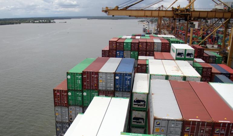 Exportaciones colombianas en Febrero: Exportaciones colombianas cayeron en febrero un 26.7%