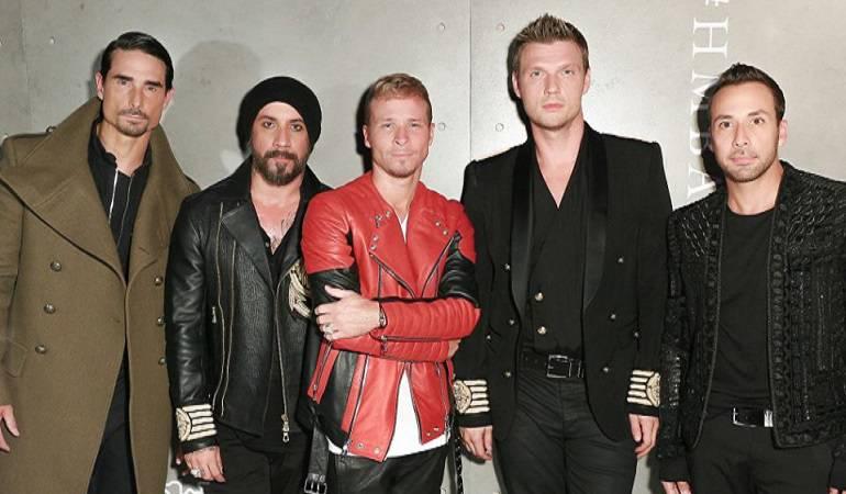 Backstreetboys: Los Backstreetboys regresan a los escenarios