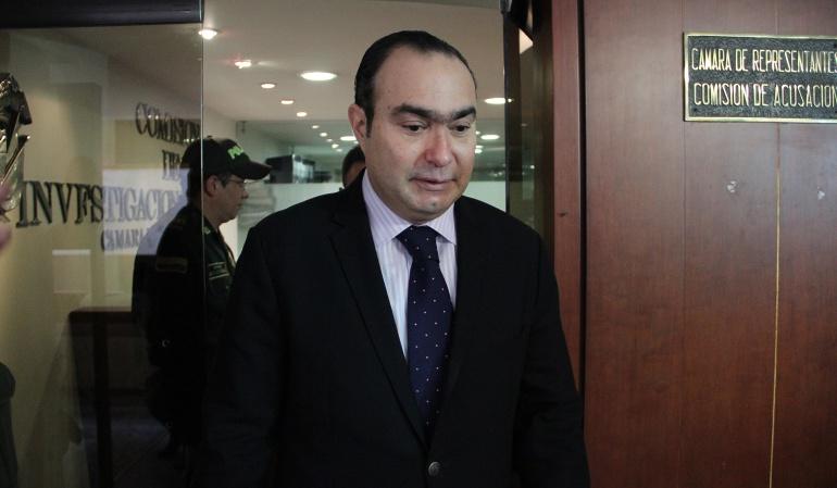 Escándalo de corropción de Jorge Ptretelt en la Corte Constitucional: Por recusaciones se dilata proceso contra Pretelt en el Senado