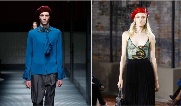 Desfiles de Gucci: Gucci unificará sus desfiles de hombre y mujer a partir de 2017