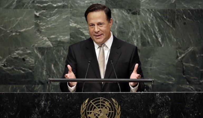 Panamá Papers: Incluir a Panamá como paraiso fiscal es una equivocación de Francia: Varela