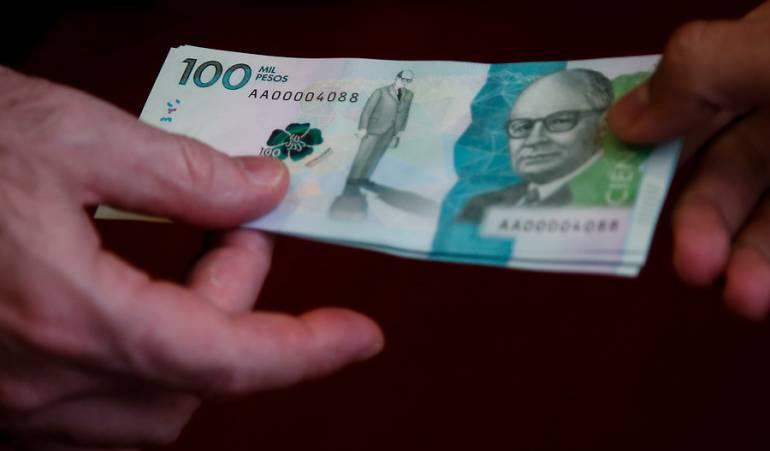 Cómo comprobar la autenticidad de un billete de 100 mil pesos: Verifique si un billete de 100 mil pesos es auténtico con esta aplicación