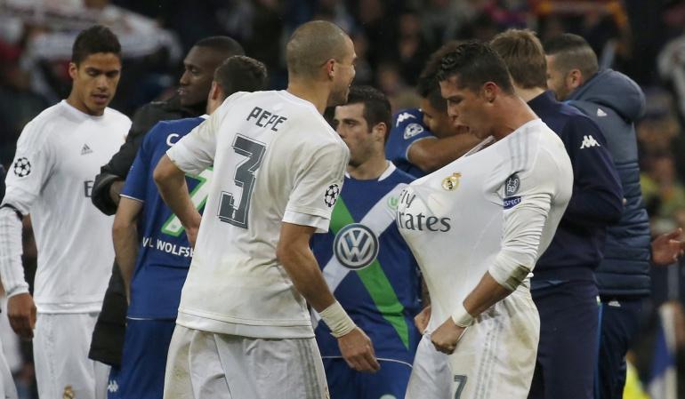 Cristiano demuestra que es el mejor jugador del mundo: Zidane