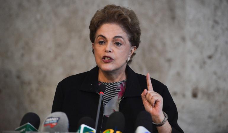 Dilma Rousseff corrupción en Brasil: El domingo se conocerá sí Cámara de Brasil tramita juicio a Rousseff
