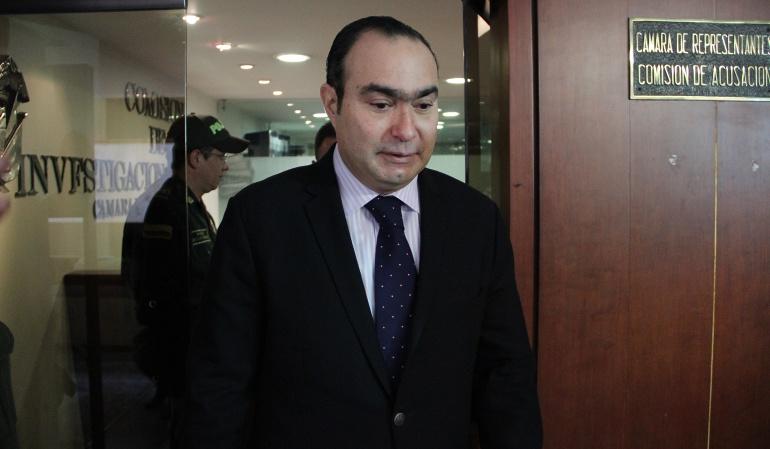 Jorge Pretelt corrupción en la Corte Constitucional: ¿Por qué el magistrado Pretelt no ha sido apartado de su cargo?