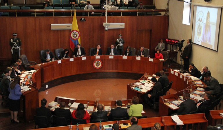 ley Zidres Corte Constitucional Polo Democrático: Corte Constitucional aceptó demanda contra la ley Zidres