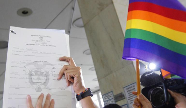 matrimonio igualitario: Piden tumbar decisión que dio vía libre al matrimonio igualitario
