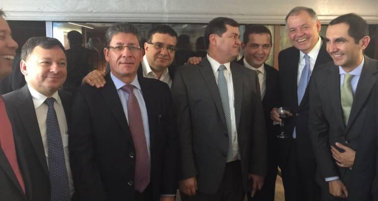 Conservadores se reunieron con el procurador Ordóñez en la casa de Barguil