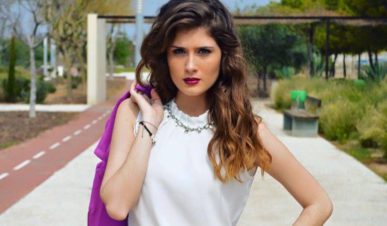 Ella es Nerea Camacho, la bella actriz española que protagoniza ...
