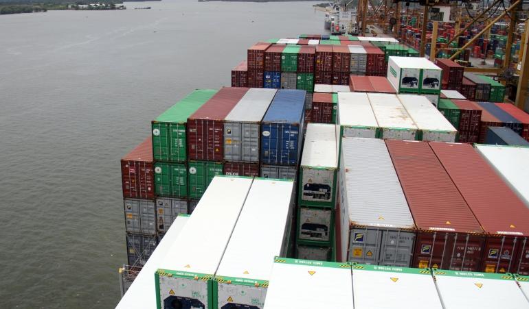 Importaciones Colombia Estados Unidos: Importaciones cayeron en febrero un 24.5%: Dane