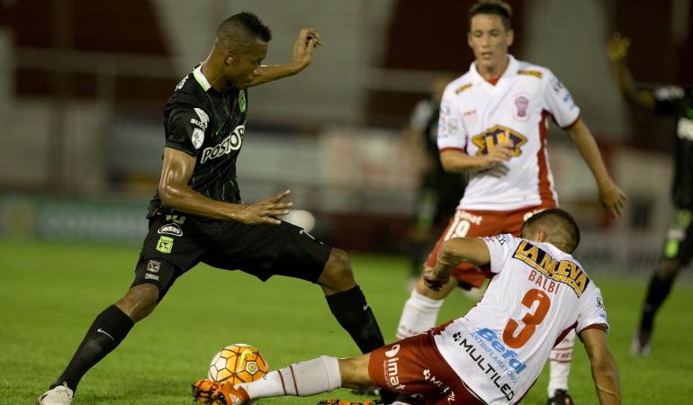 Nacional Huracán Copa Libertadores octavos de final: Nacional - Huracán, duelo repetido en octavos de Copa