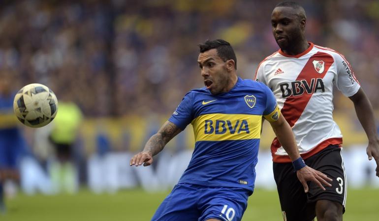 Boca Juniors River Plate 0-0: Boca y River empataron sin goles en un juego poco vistoso en La Bombonera