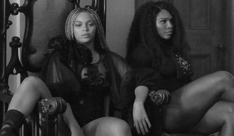 'Lemonade', nuevo video de Beyoncé con Serena Williams: Serena Williams muestra su lado más sensual en el nuevo video de Beyoncé